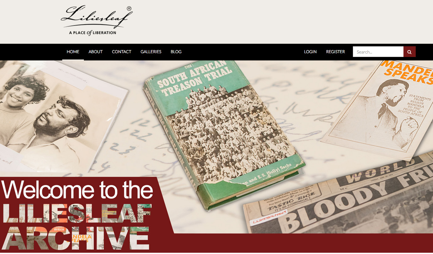 Liliesleaf MEMAT site