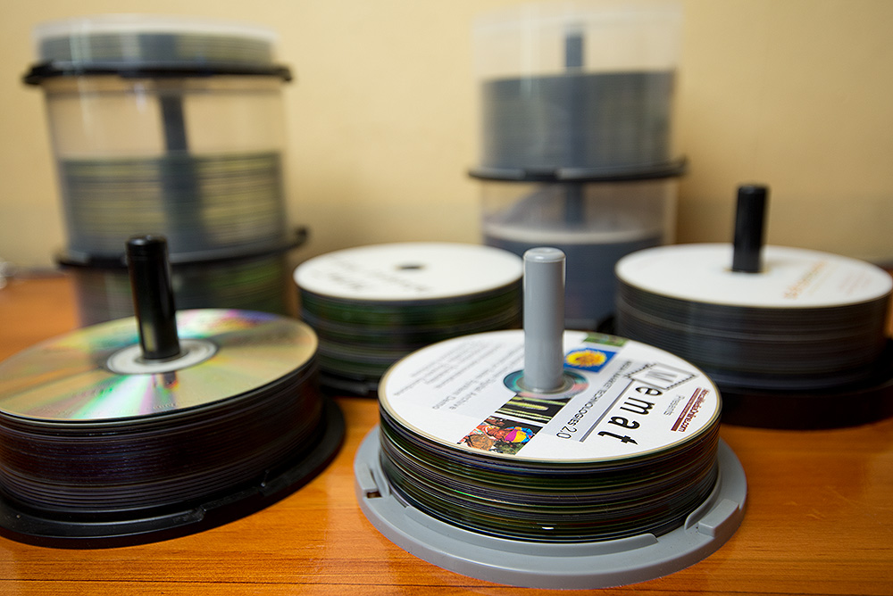 Create a Digital Archive