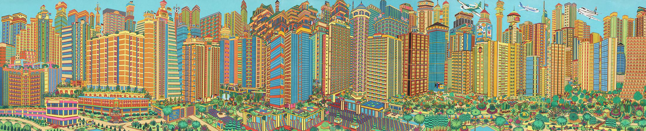 Digitisation Mural