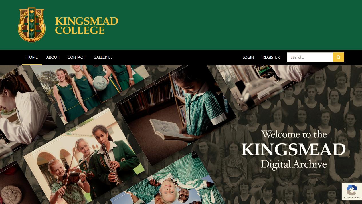 Kingsmead College Archive MEMAT