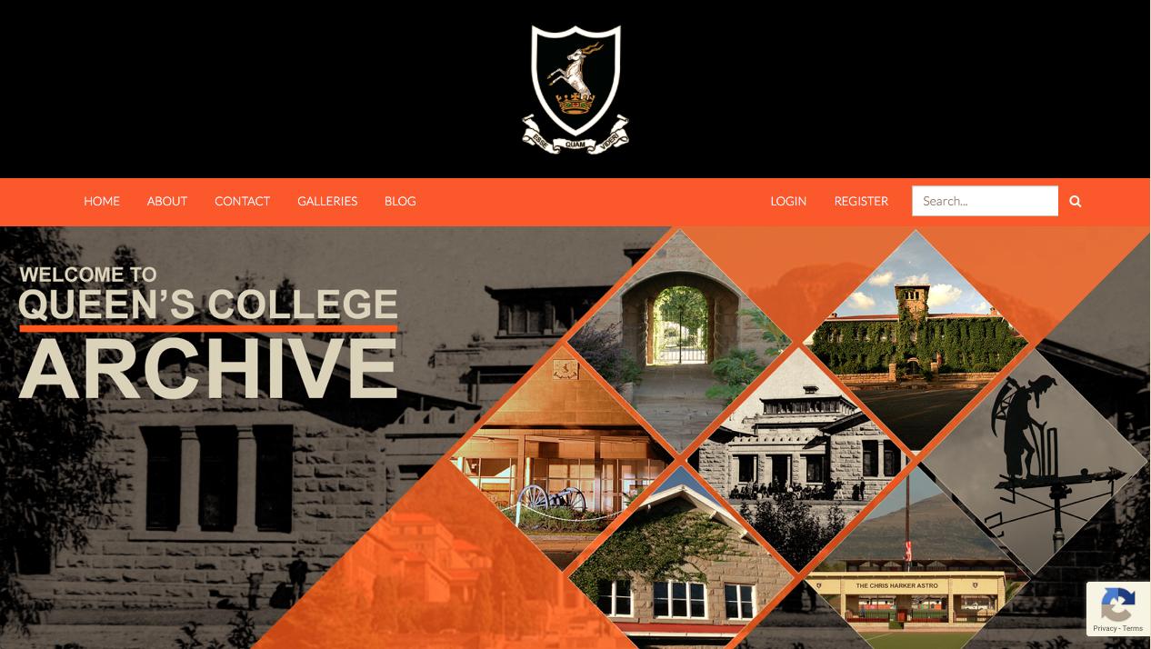 Queens College Archive MEMAT